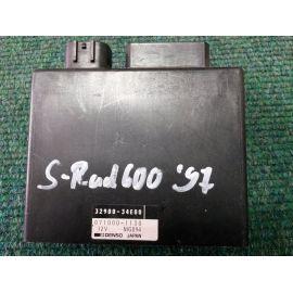 GSX-R 600 SRAD