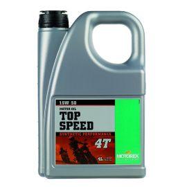 MOTOREX TOP SPEED 15W50 4L