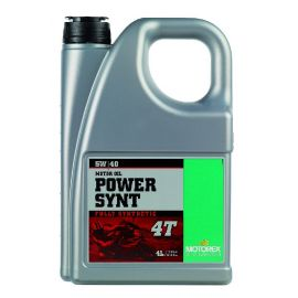 MOTOREX POWER SYNT 5W40 4L