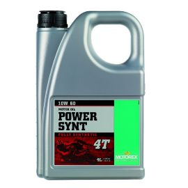 MOTOREX POWER SYNT 10W60 4L