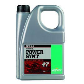 MOTOREX POWER SYNT 10W60 4L